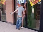 Amateur Sex in der Öffentlichkeit