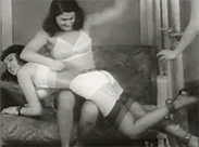 Vintage BDSM unter Lesben