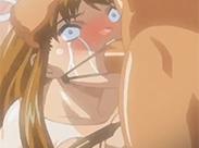 Sklaven Erziehung im Anime Porno