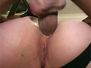 Hardcore arschgefickt im BBC Porno