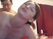 Girlfriend Sex vor der Cam
