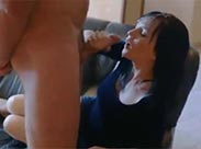 Girlfriend Blowjob bis zum Cumshot