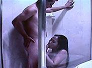 Sex in Dusche mit Asia Milf