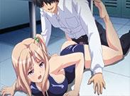 Hentai Schulmädchen im Klassenzimmer gefickt