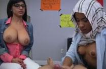 Arabische Frauen müssen blasen können