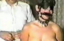 Geiler BDSM Porno mit einer devoten Hausfrau