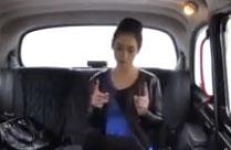 Gefickt im Fake Taxi