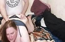 Sex mit fetter Schlampe
